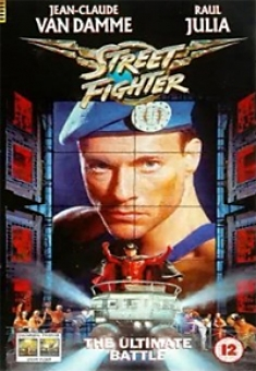 Street Fighter [Poster]