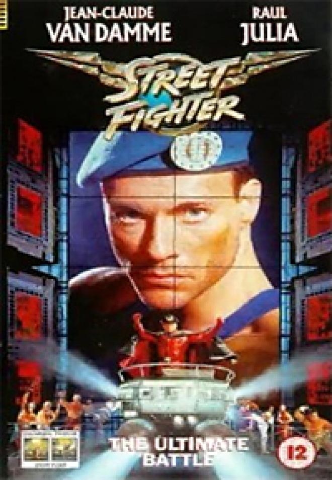 Street Fighter [Poster]