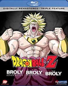 Dragon Ball Z: The Legendary Super Saiyan/Broly: Second Coming/Bio Broly