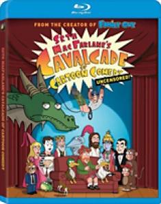 Seth MacFarlane's Cavalcade Of Cartoon Comedy: Uncensored!