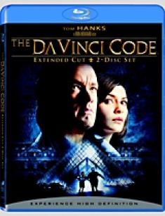 The Da Vinci Code [Revised Blu-ray Box Art]