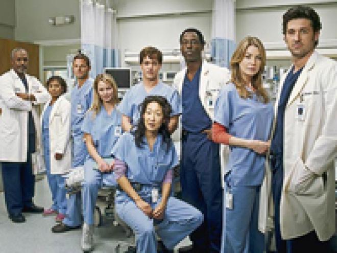 Grey's Anatomy [Publicity Still]