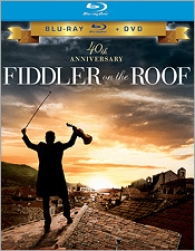 Fiddler On The Roof Blu Ray Review High Def Digest