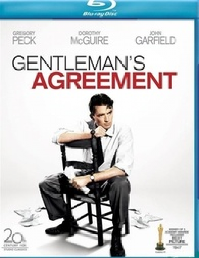 Gentlemans Agreement Blu Ray Review High Def Digest