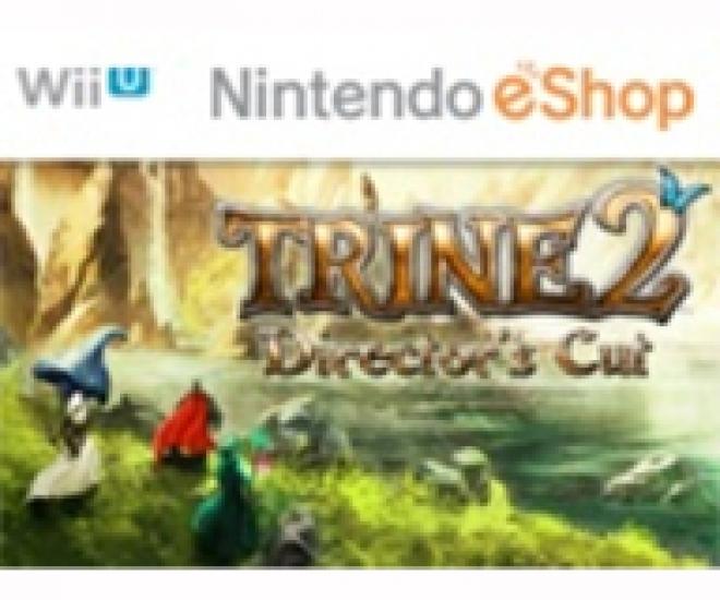 Trine 2 on the Wii U eShop