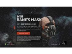 'The Dark Knight Rises' Xbox SmartGlass