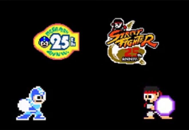 'Street Fighter x Mega Man'