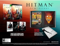 Hitman Trilogy HD Premium Edition