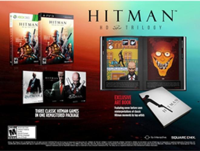 Hitman Trilogy HD Premium Edition