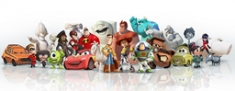Disney Infinity Initial Cast