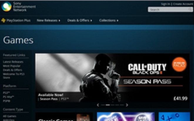 PS Web Store