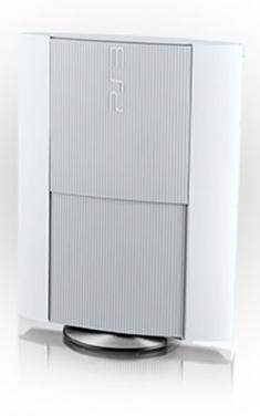 New White PS3