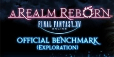 FFXIV: A Realm Reborn Benchmark