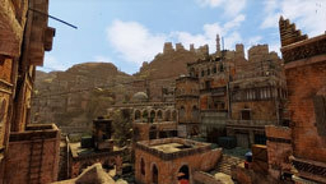 Uncharted 3 Multiplayer Free-To-Play