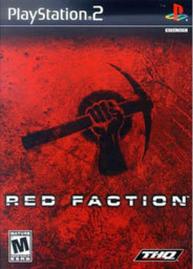 THQ Remains: Red Faction