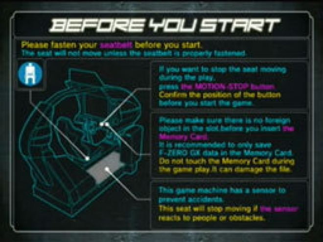 lost and found entire f zero ax arcade game hidden in gamecube
