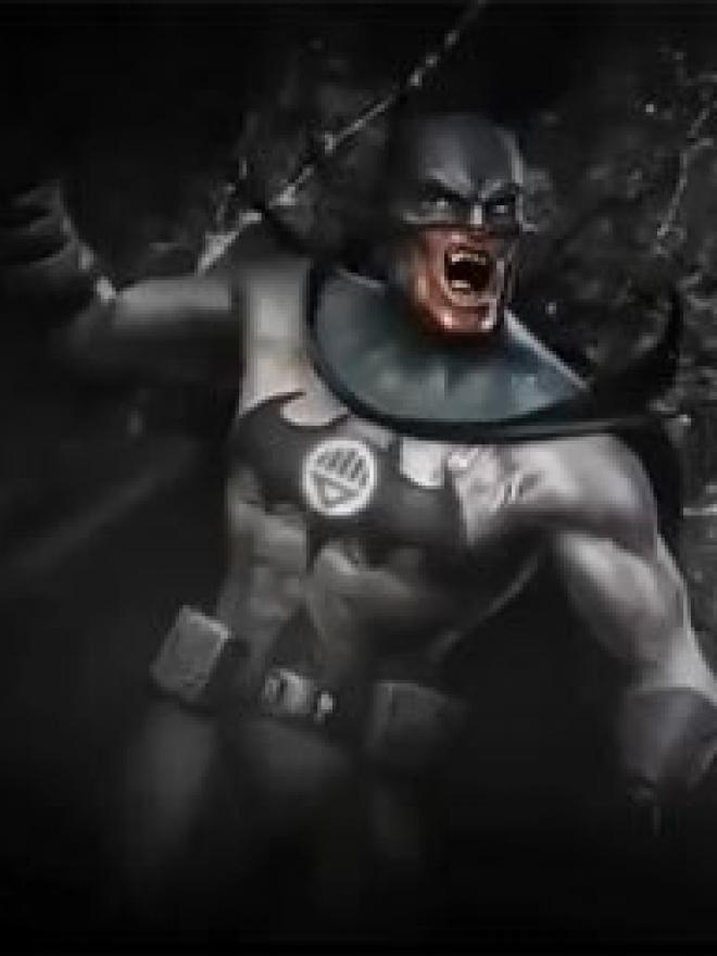 Injustice: Gods Among Us Blackest Night