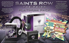 Saints Row Collector's Questions