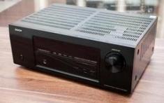 The Modern AV Reciever