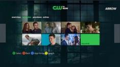 The CW Xbox 360 app