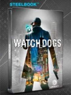 Wathc Dogs Uplay Steelbook