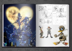 Kingdom Hearts HD 1.5 ReMIX Limited Edition Artbook