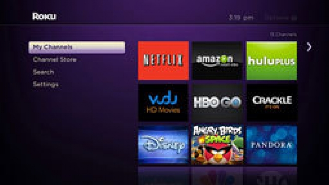 The new Roku UI