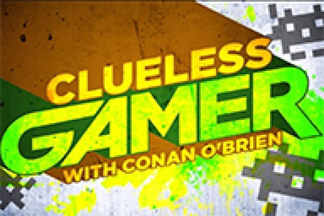 Clueless Gamer with Conan O'Brien Retro Edition