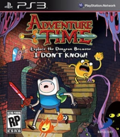 'Adventure Time: Explore the Dungeon Because I DON'T KNOW!'