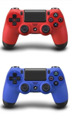 The DS4 Colors