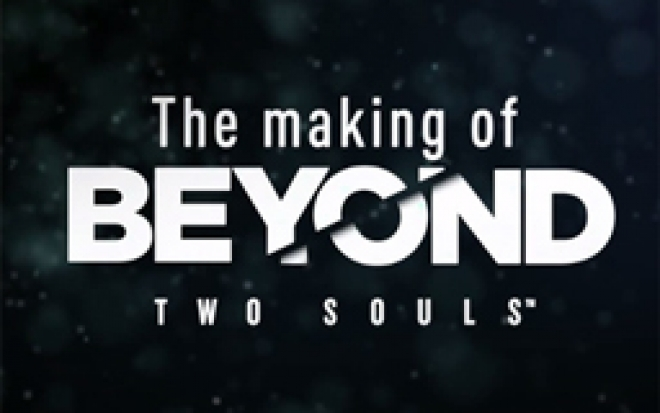 'Beyond:Two Souls' Making of