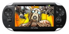 Borderlands 2 for the VIta