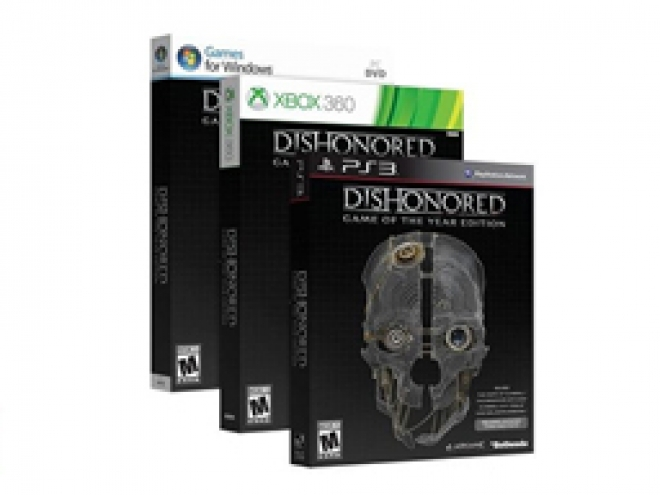 Dishonored Game of the Year Edition