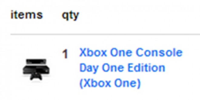 Target Xbox One Day One