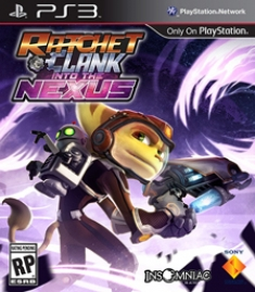 'Ratchet and Clank: Into the Nexus'