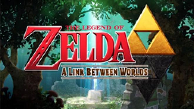 'The Legend of Zelda: A Link Between Worlds'