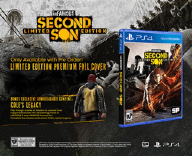 Infamous: Second Son LE