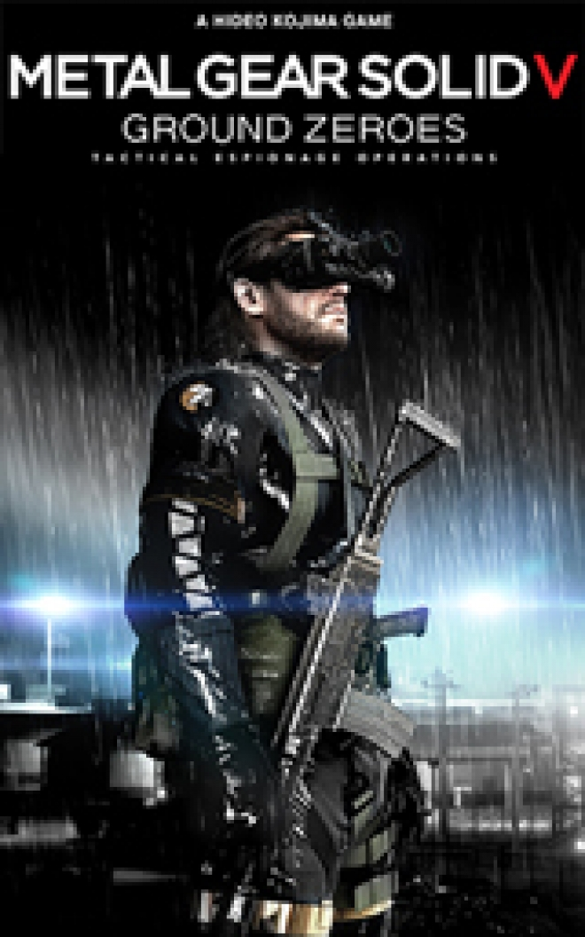 'Metal Gear Solid V: Ground Zeroes'