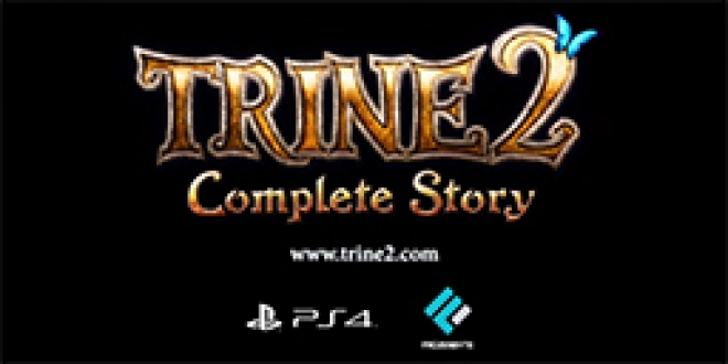 Trine 2: Complete Story for the PS4
