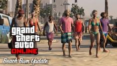 GTA V Beach Bum Content