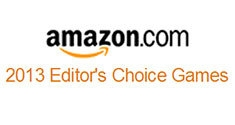 Amazon's 2013 Editor's Choice Games