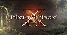 Might & Magic X'