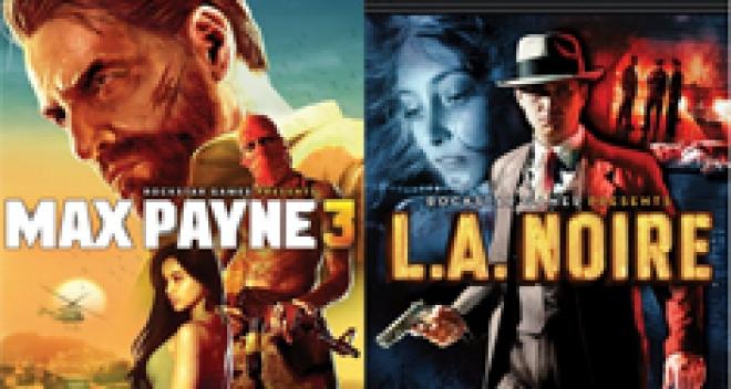 Max Payne 3/ LA Noire
