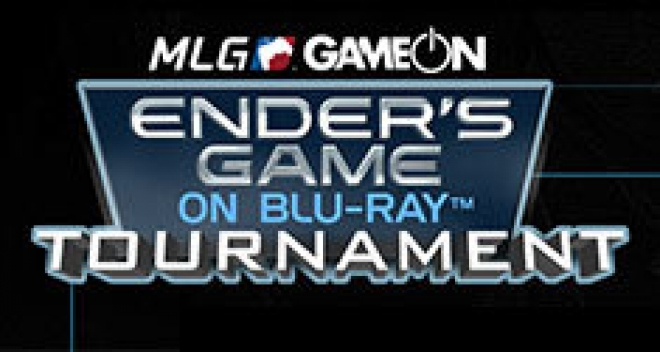 MLG GameOn Ender's Game on Blu-ray Tournament