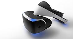 Sony VR Prototype Project Morpheus