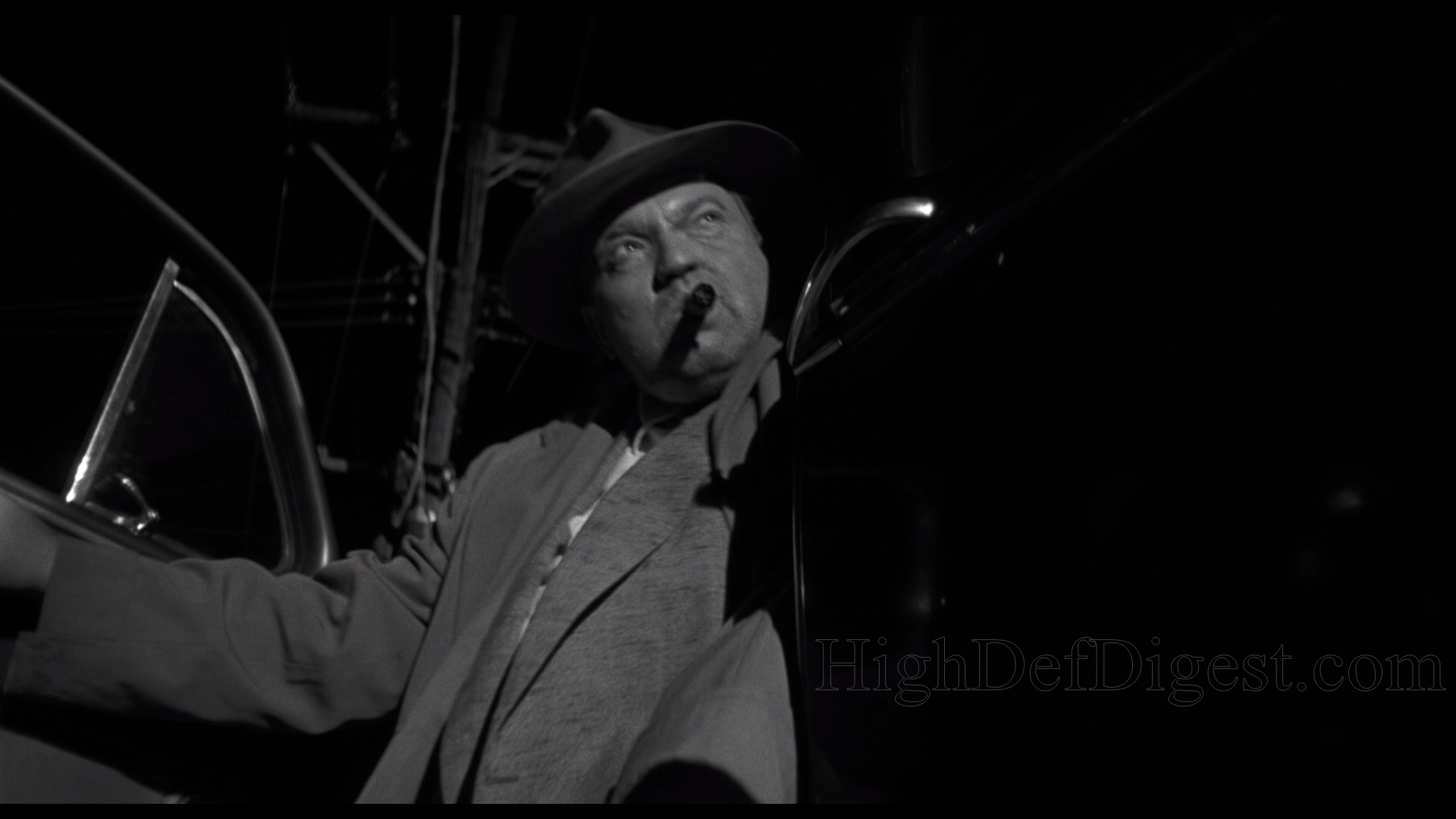 Touch of Evil: Limited Edition Blu-ray Review | High Def ... Touch Of Evil