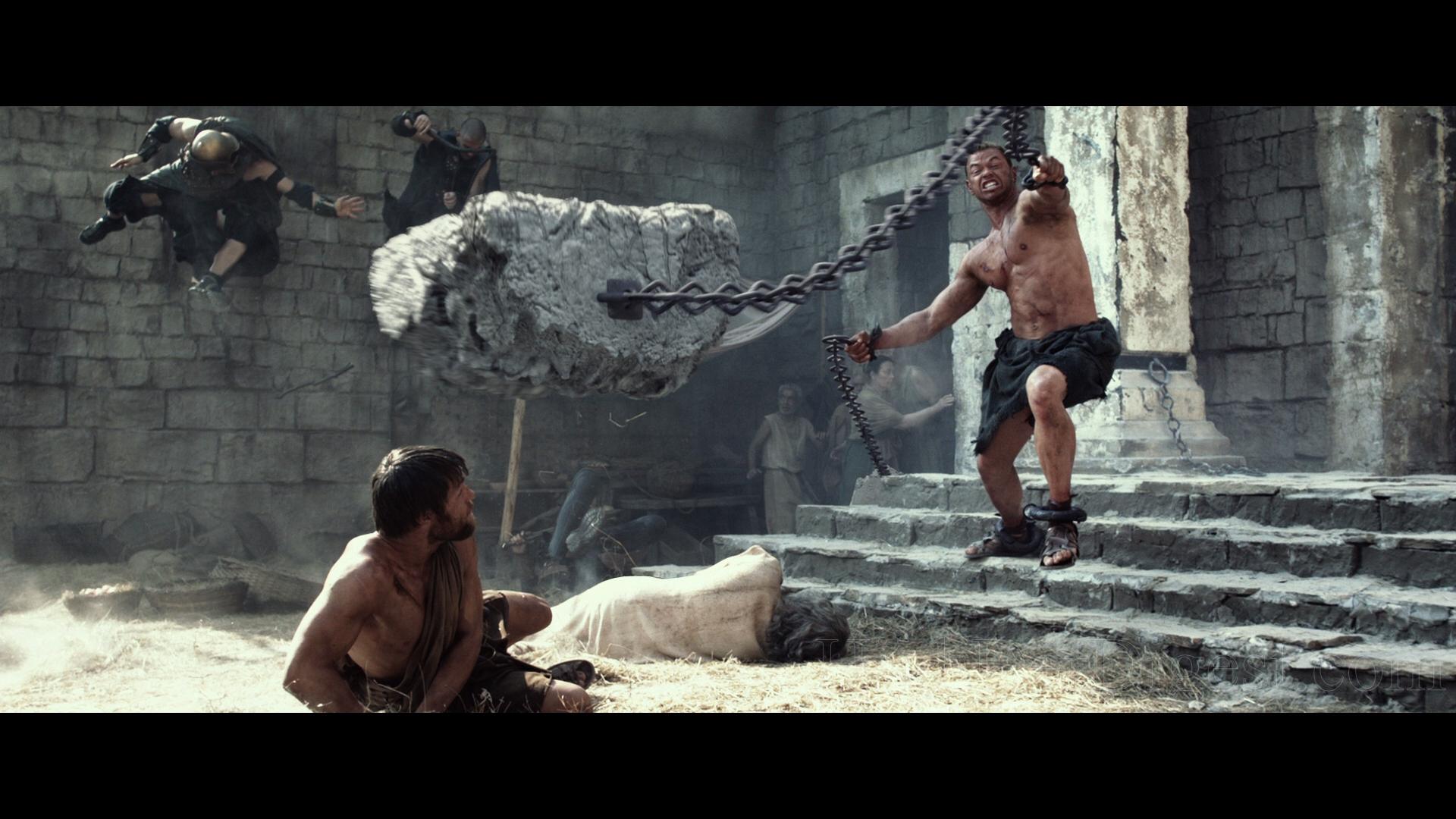 the legend of hercules 3d bluray review high def digest