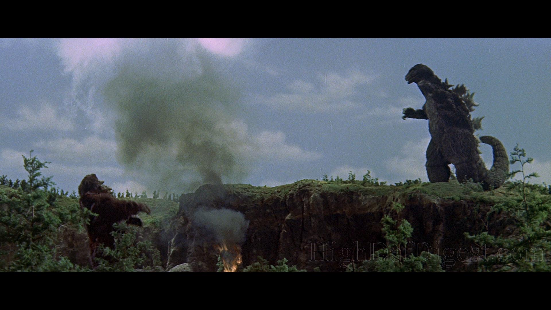 King Kong vs. Godzilla Blu-ray Review | High Def Digest