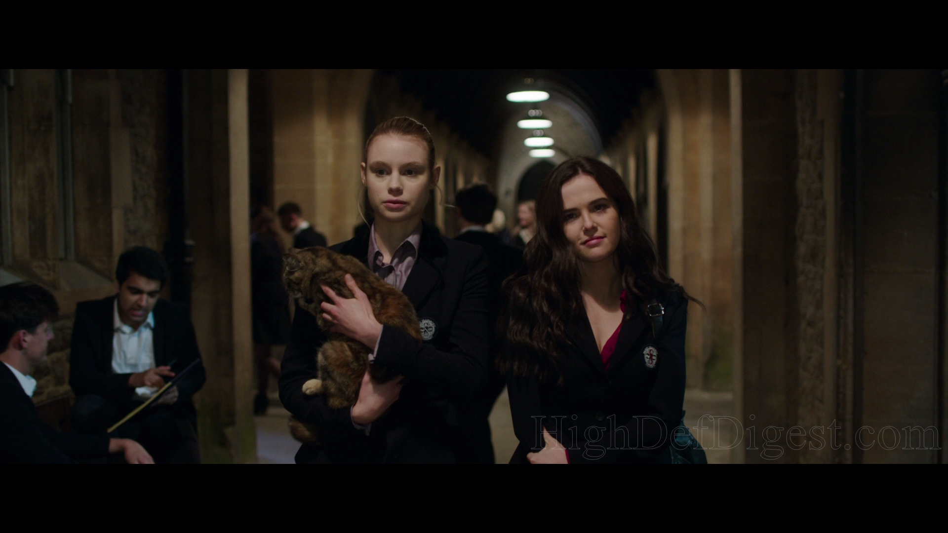 vampire academy blu ray review high def digest. Black Bedroom Furniture Sets. Home Design Ideas