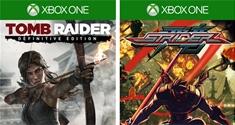 Xbox Deals With Gold Tomb Raider Strider